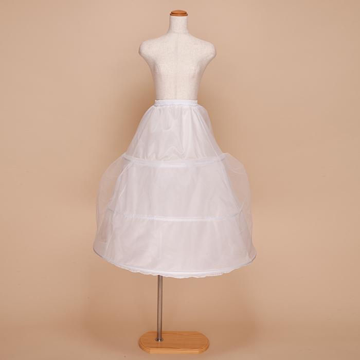 豪華プリンセスラインにはこれしかない!3本ワイヤーパニエ 結婚式・二次会・演奏会・お呼ばれなど