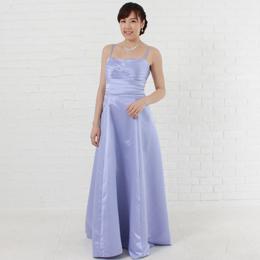 大人らしく可愛らしくライラックカラードレス薄紫の大人色